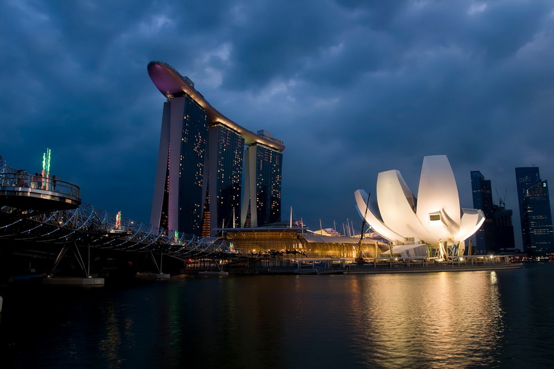 Singapore, Marina Bay Sands