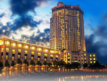 Singapore,Grand Copthorne Waterfront