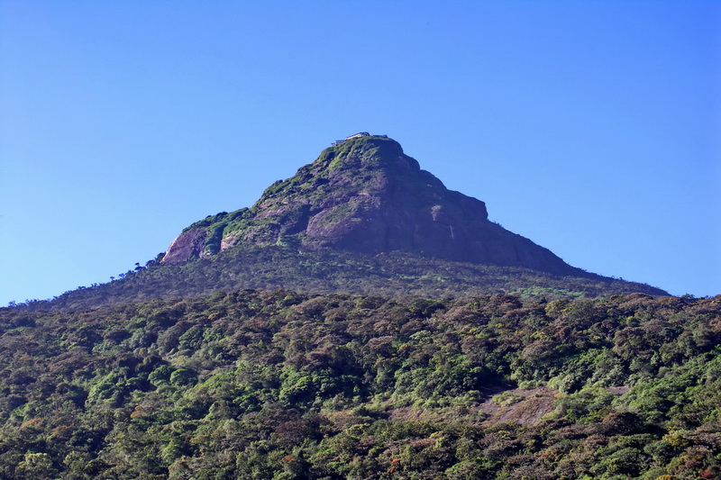 Sri Lanka, Adam's Peak, Sri Pada