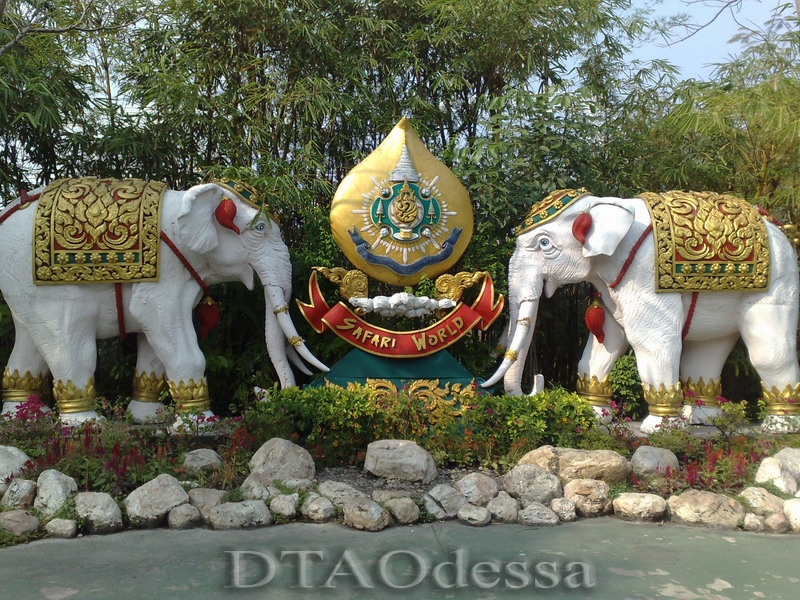 Thailand, Bangkok, Safari World