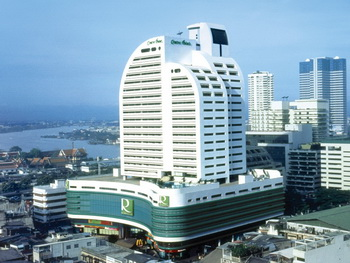 Thailand, Bangkok, Centre Point Silom