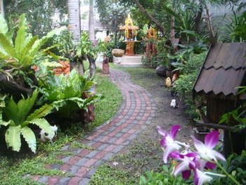 Thailand, Bangkok, Thong Ta Resort and Spa