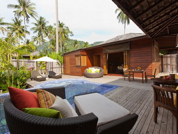 Thailand, Koh Chang, Gajapuri Resort and Spa
