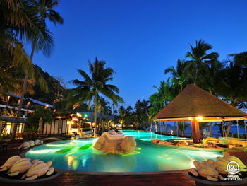 Thailand, Koh Chang, KC Grande Resort and Spat
