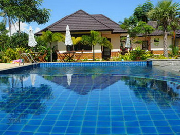 Thailand, Koh Chang, Noren Resort