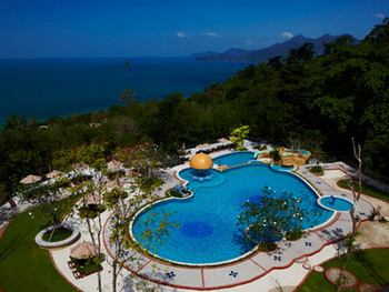 Thailand, Koh Chang, Sea View Resort and Spa Koh Chang