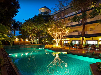 Thailand, Pattaya, Citin Garden Resort Pattaya