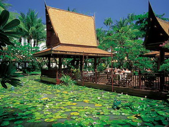 Thailand, Pattaya, Pattaya Marriott Resort and Spa