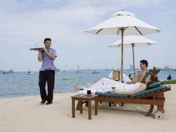 Thailand, Pattaya, Siam Bayshore Resort and Spa