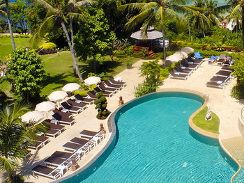 Thailand, Phuket, Andaman Cannacia Resort and Spa