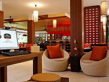 Thailand, Phuket, Courtyard by Marriott Phuket at Kamala Beach