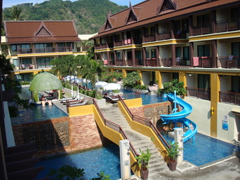 Thailand, Phuket, Diamond Cottage Resort and Spa