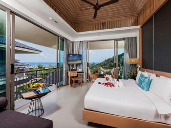 Thailand, Phuket, Mandarava Resort and Spa