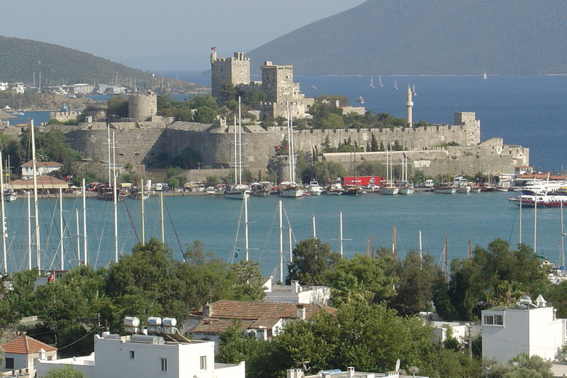 Turkey, Bodrum